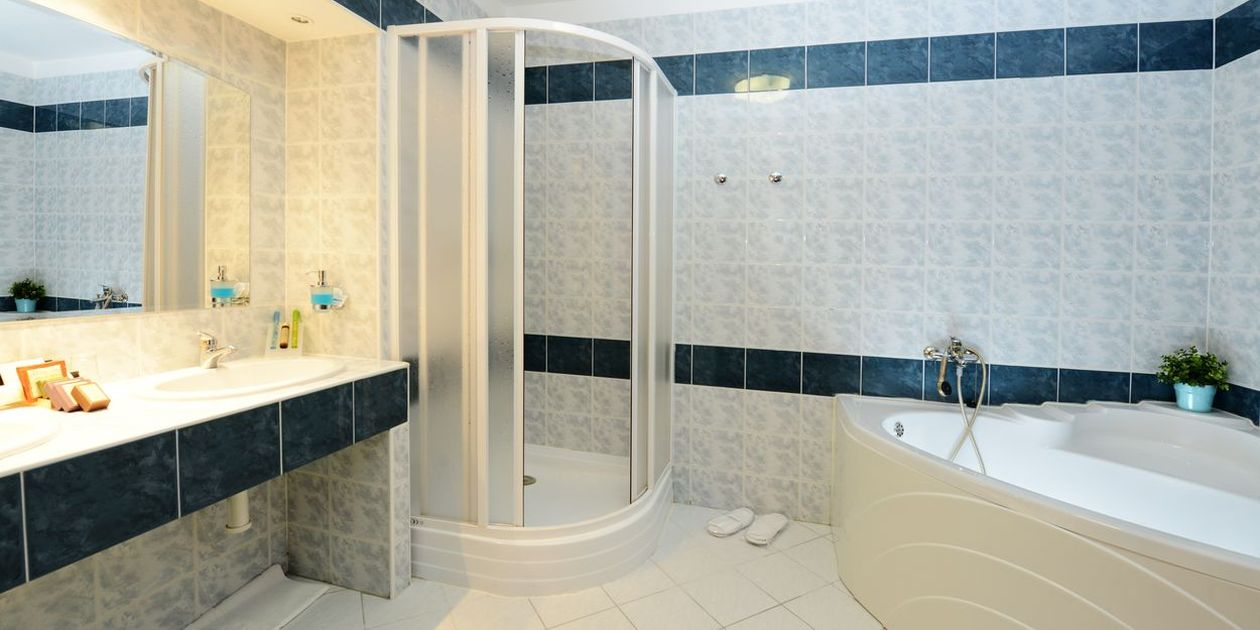 Bathroom - Отель Copea Триган / Hotel Sorea Trigan