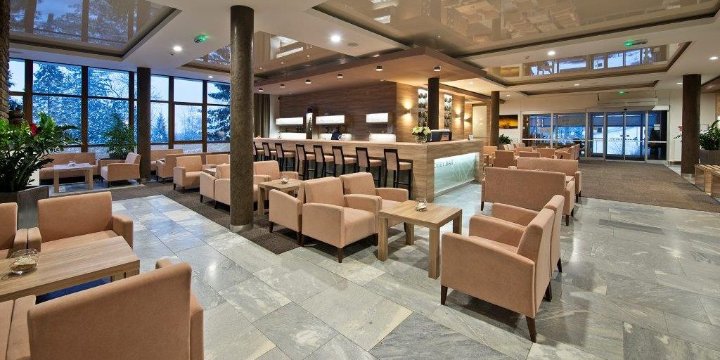 Lobby - Hotel Sorea Uran