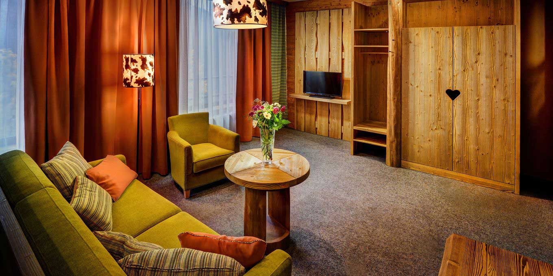 Suite - Hotel Srdiecko