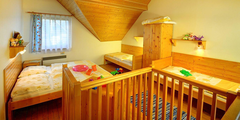 Bedroom in apartment A - Holiday Village Tatralandia