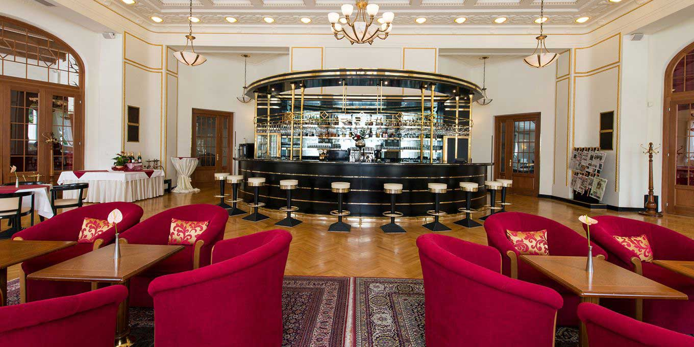 Cafe Alexander - Health Spa Resort Thermia Palace