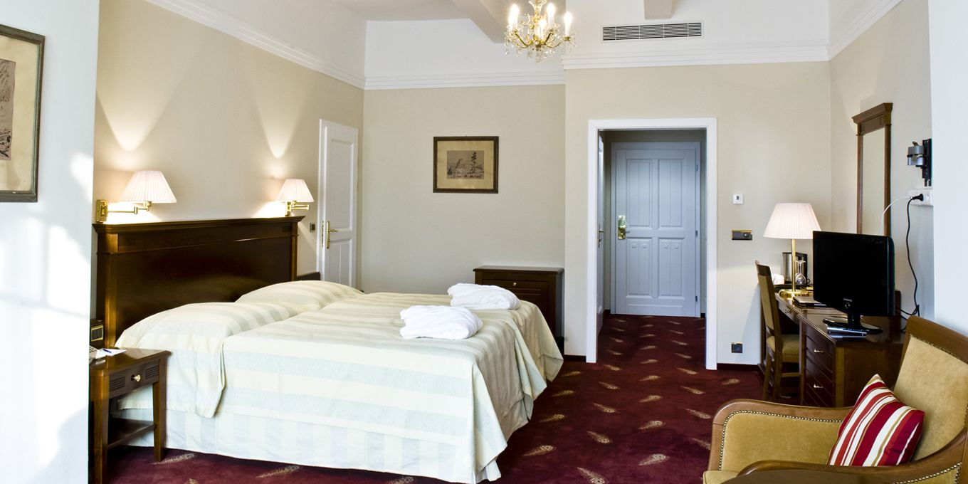 Deluxe room - Health Spa Resort Thermia Palace