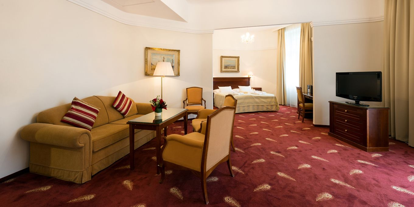 Deluxe suite - Health Spa Resort Thermia Palace