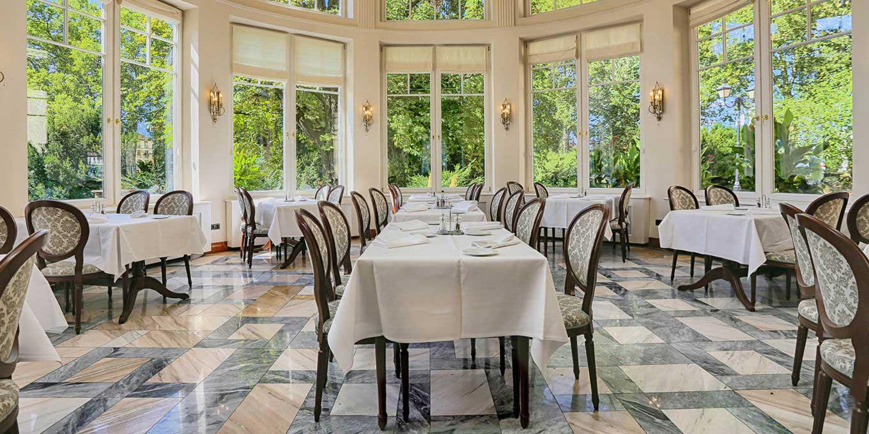 Grand restaurant - Health Spa Resort Thermia Palace