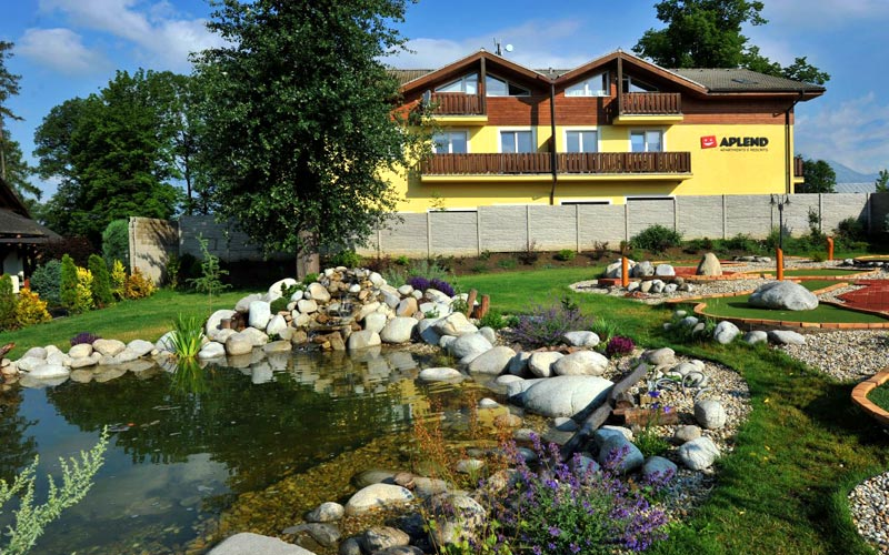 APLEND Apartments Tatry Holiday, High Tatras