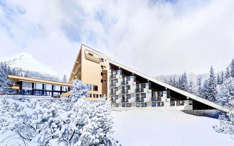 FIS Hotel, High Tatra Mountains