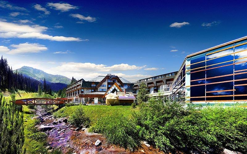Grand Hotel, Jasna