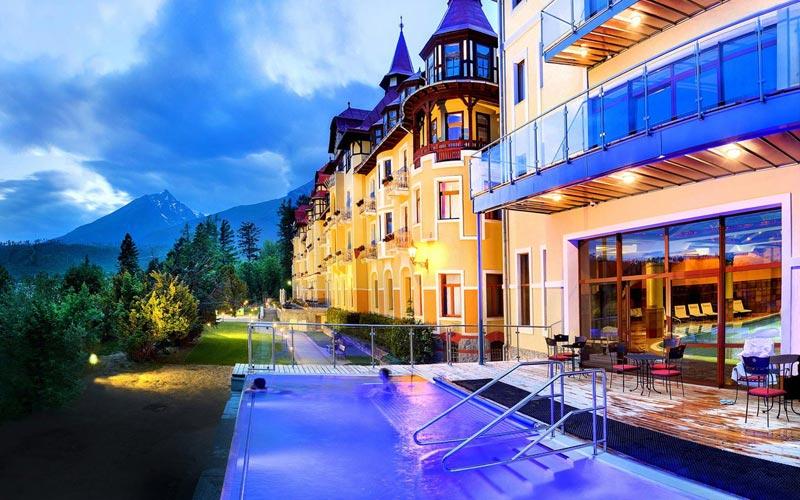 Grandhotel Praha, High Tatras