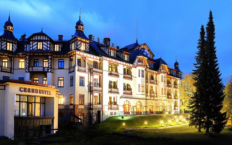 Grandhotel Stary Smokovec, High Tatra Mountains