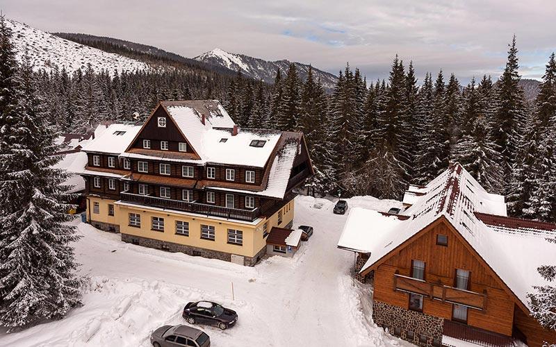 Hotel Mikulasska Chata, Jasna