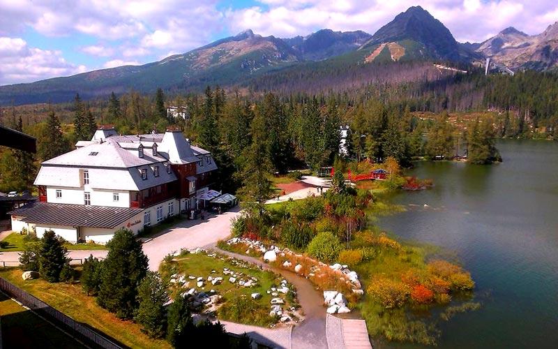 Hotel Solisko, High Tatras