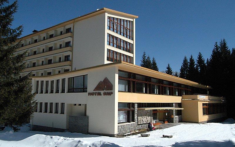 Hotel Sorea SNP, Jasna
