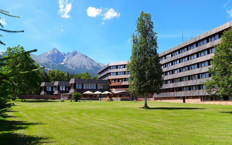 Hotel Sorea Titris, High Tatras