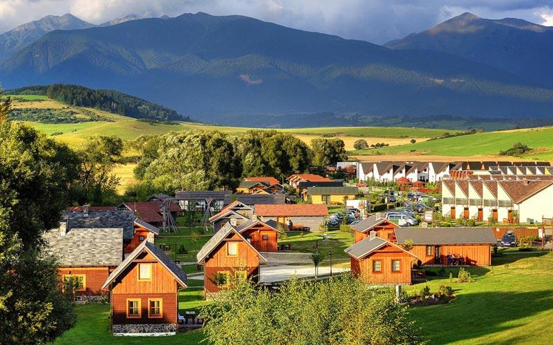 Holiday Village Tatralandia, Jasna