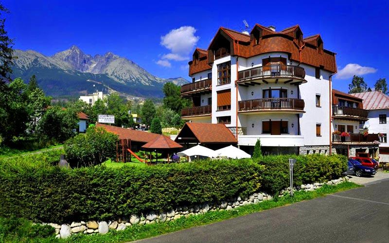 APLEND Vila Beatrice, High Tatras