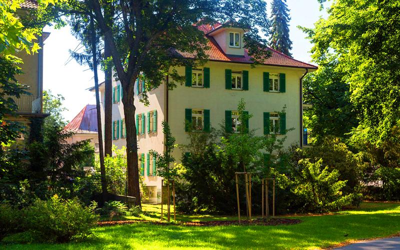 Vila Trajan, Piestany Spa