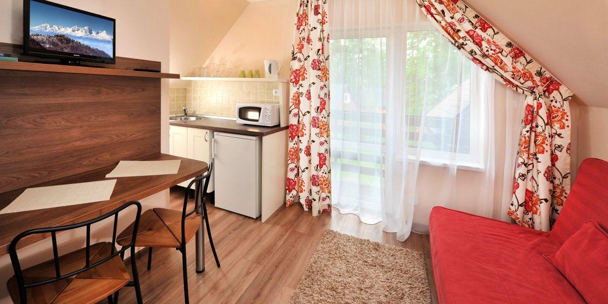 Kitchen corner - APLEND Villa Studios