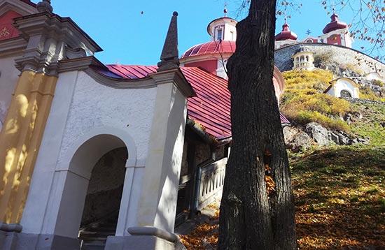 Calvary of Banská Štiavnica