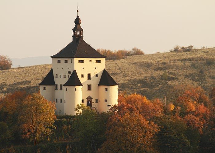 Banska Stiavnica new castle