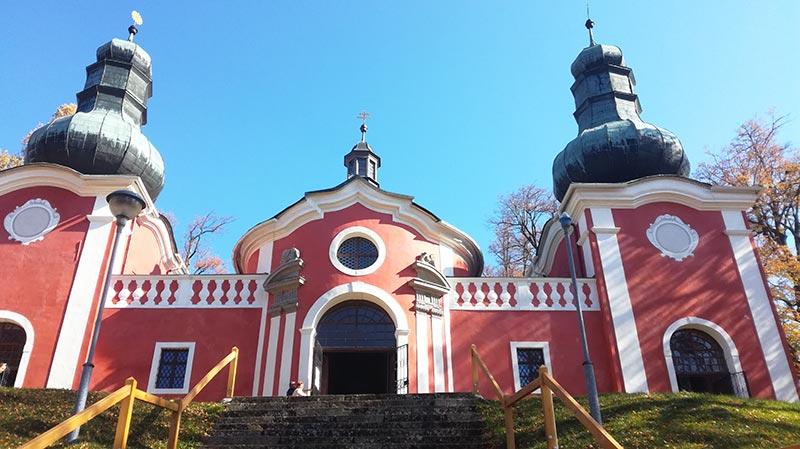Banska Stiavnica Calvary Church