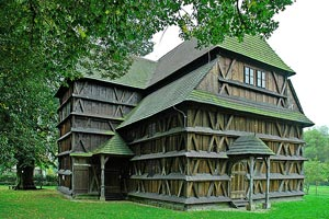 Wooden Churches of Central Slovakia