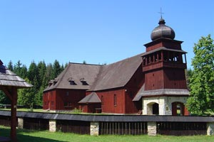 Wooden Churches of Northern Slovakia