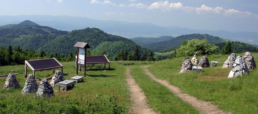 Geopark Banska Stiavnica