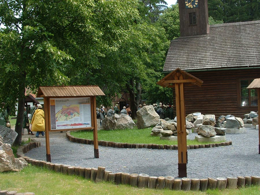 Geopark Banska Stiavnica Openair Museum