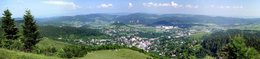 Stiavnicke Hills