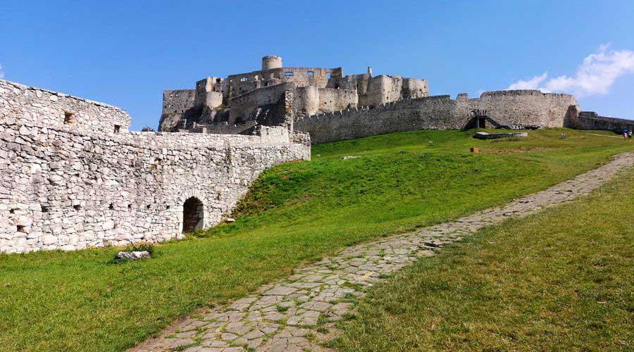 Gothic Route - Spis Castle