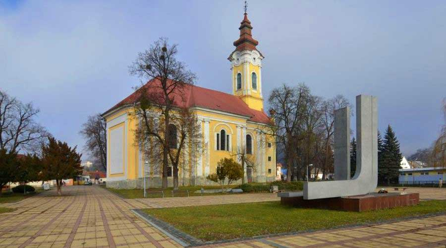 Gothic Route - Evangelical Church in Tisovec