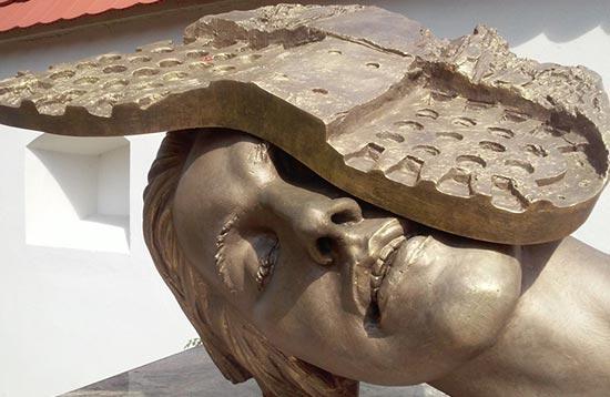 Haviva Reik memorial places in Banska Bystrica
