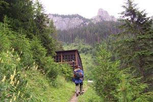 High Tatra Mountains Huts