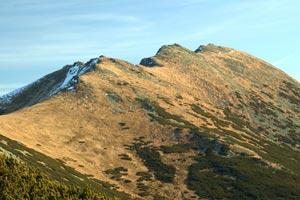 Hiking Low Tatras Slovakia