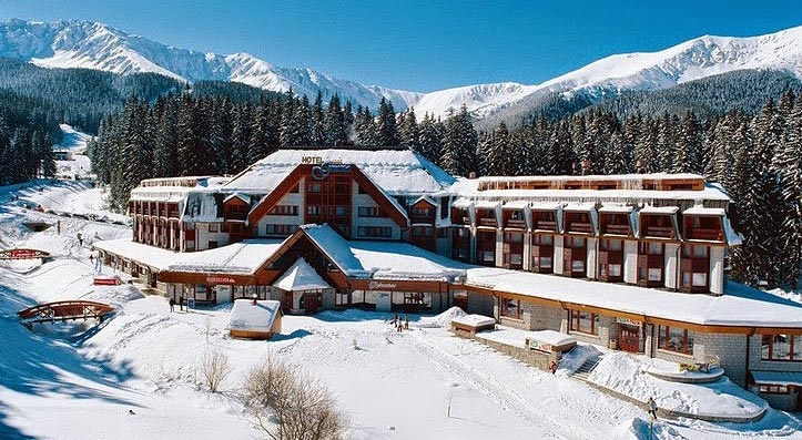 Hotel Grand in Jasna Slovakia