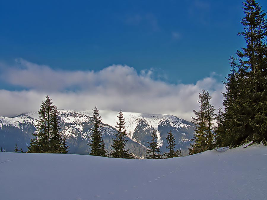 Homolka Low Tatras