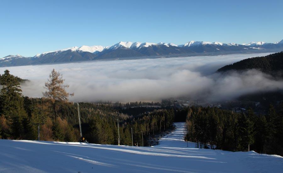 Janska Dolina Ski