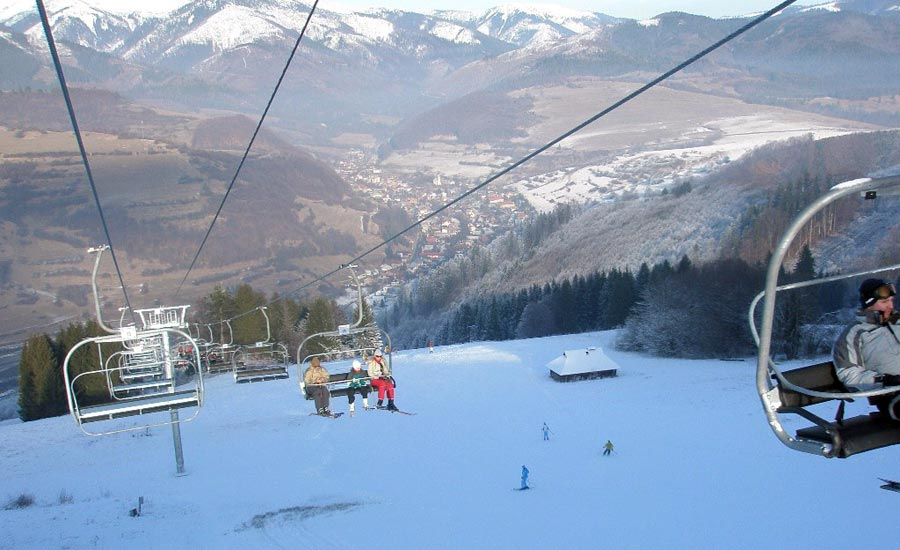 Myto pod Dumbierom Ski