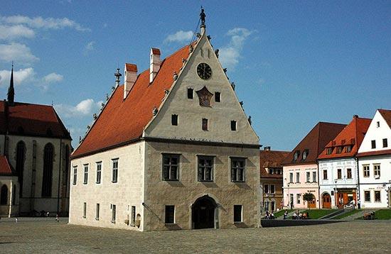 Slovakia Tours from Bratislava East