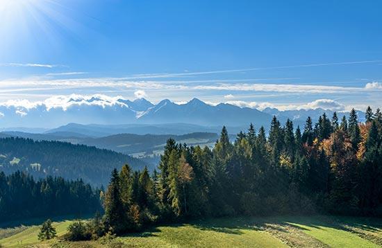 Slovakia Tours from Bratislava Mountains