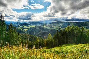 Slovakia Self-guided Walking Holidays