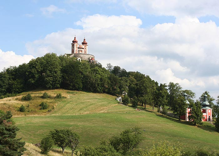 Self-guided walking holidays in Banska Stiavnica