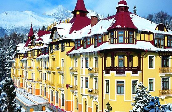 Ski Hotels in Slovakia
