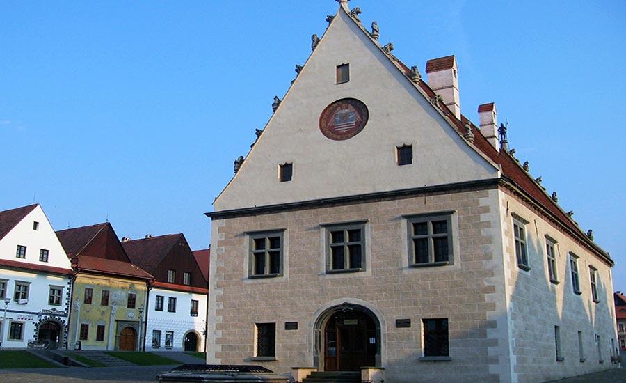 Slovakia Tours from Bratislava - Bardejov