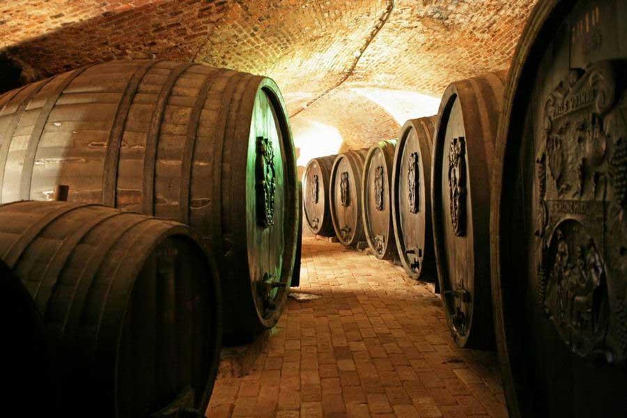 Small Carpathians - Wine Barrels
