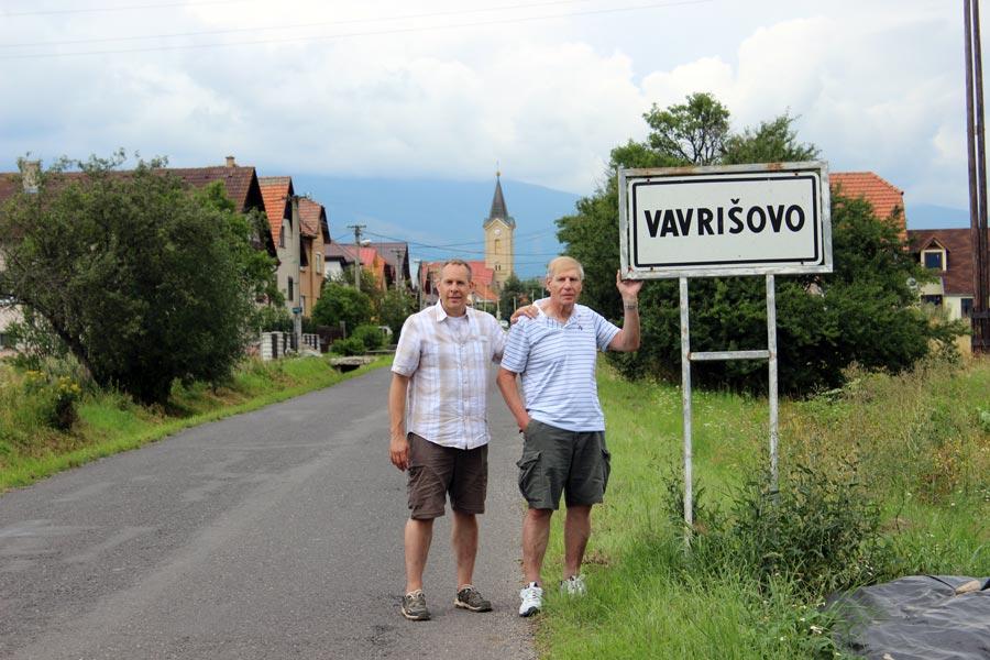 Slovakia Ancestry
