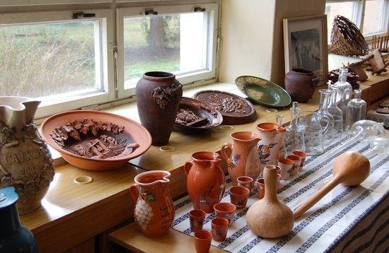 Museum of Viticulture in Cajkov