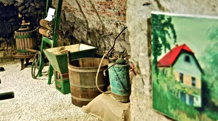 Tekov Wine Route - Levice Historic Cellar