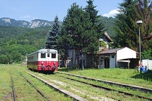 Train Tours Slovakia