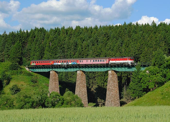 Velka Fatra train tours Slovakia